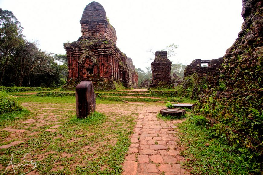 My Son Sanctuary – a UNESCO World Heritage Site
